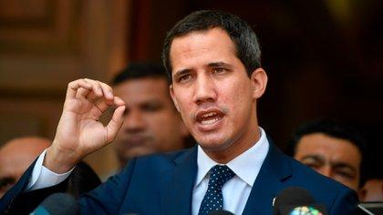 En Venezuela, encontrar los miles de millones perdidos del país es una prioridad para Juan Guaidó, reconocido como el líder legítimo de Venezuela por Estados Unidos, la Unión Europea y docenas de otros países (AFP)