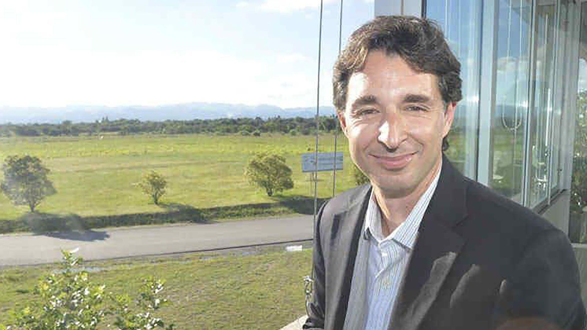 Roberto Souviron, fundador, accionista y ex CEO de Despegar