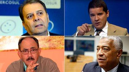 Los opositores que pactaron con el chavismo