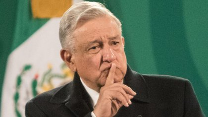 It should be noted that this agreement was approved by the INE last January and, in it, it was established that both AMLO and governors and officials would not pronounce on the electoral elections (PHOTO: VICTORIA VALTIERRA / CUARTOSCURO.COM)