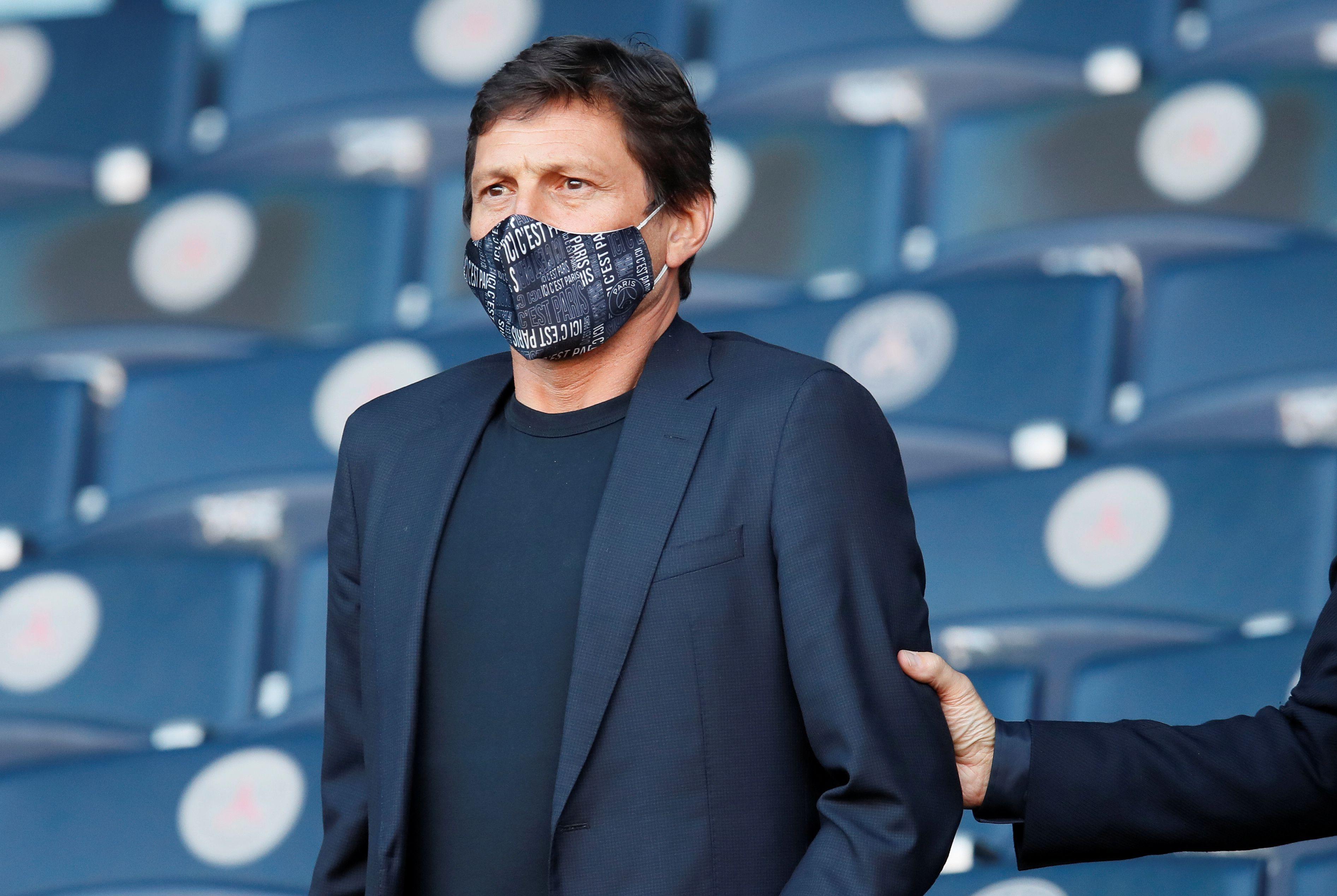 El director deportivo respondió ante las exigencias del futbolista - REUTERS/Gonzalo Fuentes