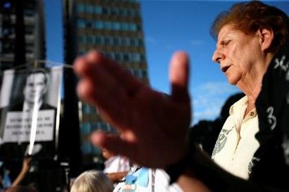 Sara Garfunkel, madre del fiscal Alberto Nisman