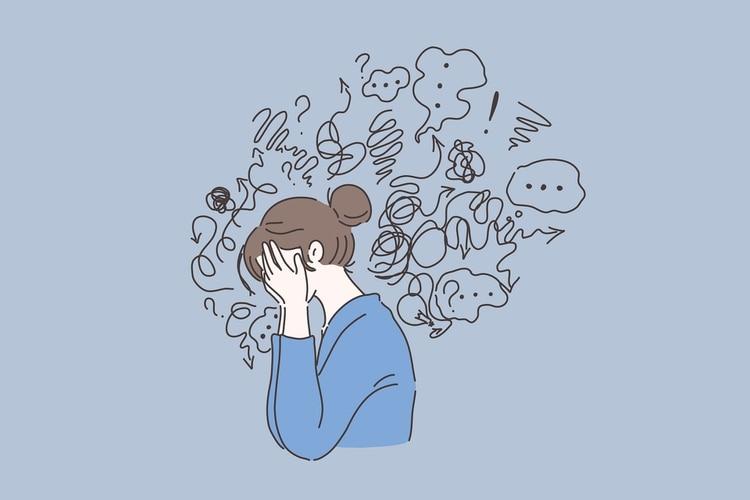 Mantener un secreto de una pareja puede ser extremadamente estresante hasta el punto de causar síntomas físicos (Shutterstock)