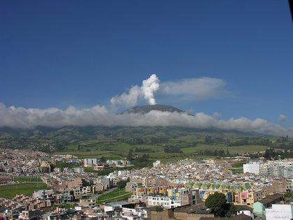Pasto, Nariño. / Wikimedia Commons