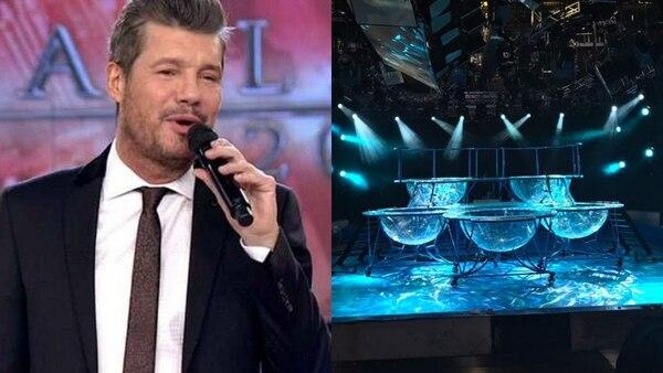 """Marcelo Tinelli había anunciado la cancelación del Acquadance en """"ShowMatch"""" a principios de esta semana"""