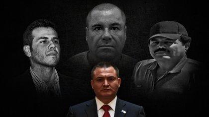 Desde 2001, García Luna habría beneficiado a los cárteles de la droga desde sus puestos de seguridad (Foto: Jovani Silva/Infobae México)