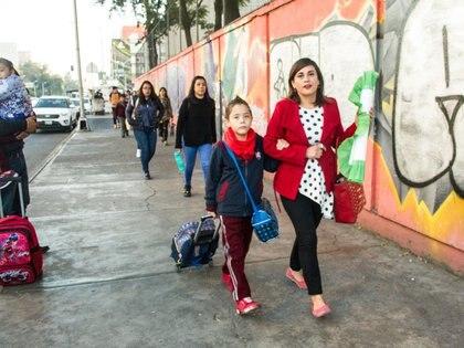 El calendario escolar aplica igual en toda la República Mexicana. (Foto: Cuartoscuro)