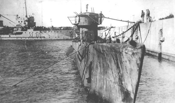El U-977 apareció en Mar del Plata el 17 de agosto de 1945