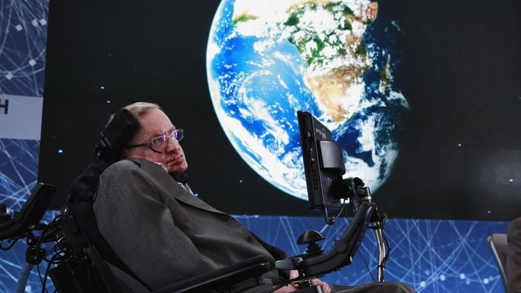 Dos semanas antes de morir, Stephen Hawking dejó escrito su último ...