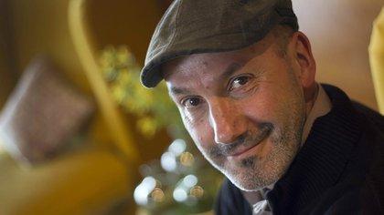 "Jean-Yves Ferri, actual guionista de ""Astérix"" (Foto: EFE/Marta Pérez)"