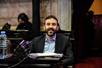 Felipe Alvarez, diputado de La Rioja