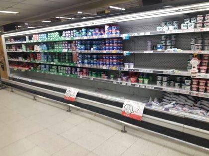 Una sucursal de Carrefour en la Av. Circunvalación de Rosario