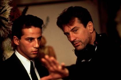 """Lillo Brancato Jr en """"A Bronx Tale"""" (1993), el debut como director de Robert De Niro"""
