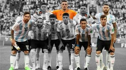 La columna vertebral del equipo que naufragó en Rusia se mantiene en la Selección. Muchas piezas secundarias cambiaron.