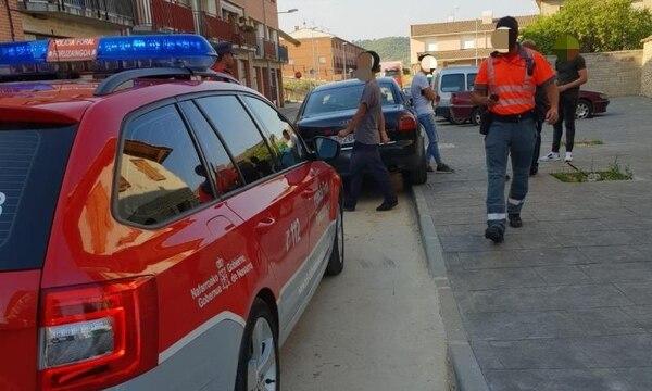 Un conductor español dio positivo por alcoholemia y por todas las drogas que detecta el examen