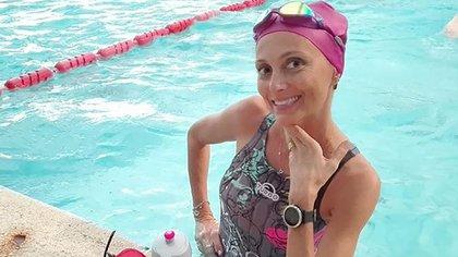 Laura Urteaga, la deportista Mayo 2018 (instagram)
