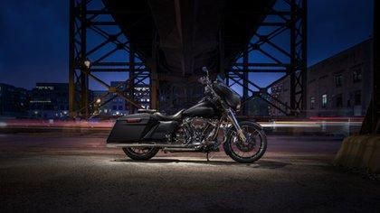 La competencia de otros fabricantes como Triumph, Moto Guzzi o Ducati puso en apuros a Harley.