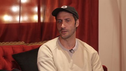 Luciano Cáceres será entrevistado por Rolando Gallegos