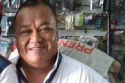 Fue asesinado el tercer reportero de la semana (Foto: Twitter)