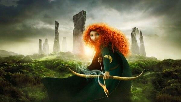 La película de Disney se inspiró en unas islas de Escocia llamada Hébridas Exteriores.