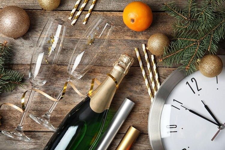 En Año Nuevo se vive el día más largo del año en el hemisferio sur y el más corto en el norte (Shutterstock)