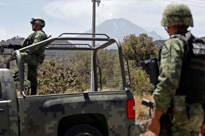 El Ejército ha participado en más de 4.000 enfrentamientos con civiles. (Foto: Cuartoscuro)
