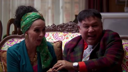 series vecinos (Foto: Captura de pantalla/YouTube@Distrito Comedia)