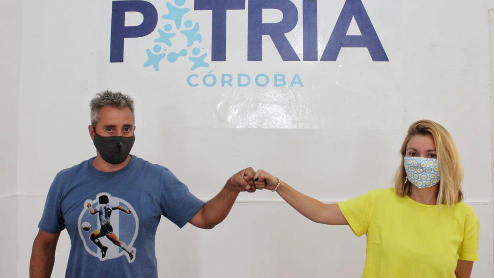 GABRIELA ESTEVEZ Y MARTIN FRESNEDA