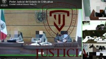 El juicio oral se llevó a cabo por tres días consecutivos Foto: (Especial)