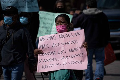 el protocolo de Alerta de Violencia de Género se ha implementado en 18 regiones y en cinco más opera una estrategia de grupos de (Foto: Carlos López/EFE)