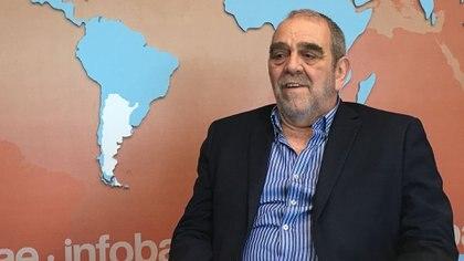 Haroldo Dilla Alfonso, sociólogo e historiador cubano