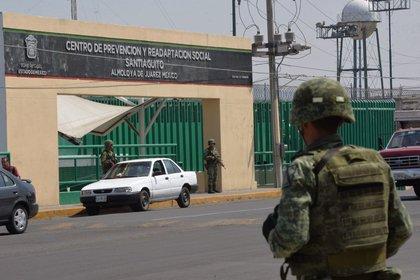 """La tarde del miércoles 1 de junio fue liberado José Ángel Casarrubias, """"El Mochomo"""", principal responsable de la desaparición de 43 estudiantes de Ayotizinapa (Foto: ARTEMIO GUERRA BAZ/ CUARTOSCURO)"""