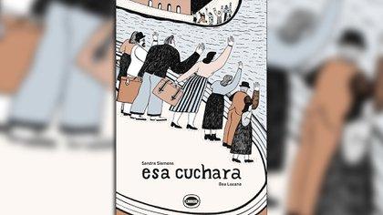 """""""Esa cuchara"""" (Limonero), de Sandra Siemens y Bea Lozano"""