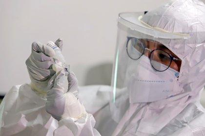 La Ciudad de México continúa registrando el número más alto de contagios y muertes por COVID-19 (Foto: EFE)