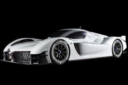 Del GR Super Sport Concept saldrá en breve el hypercar de Toyota.