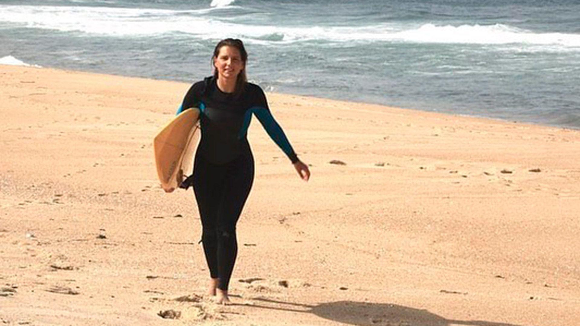 Surfista Maya Gabeira 1