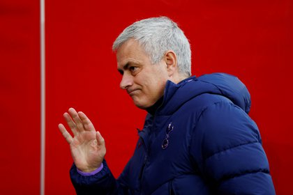 José Mourinho fue despedido como entrenador del Tottenham (Reuters/ John Sibley/ File Photo)