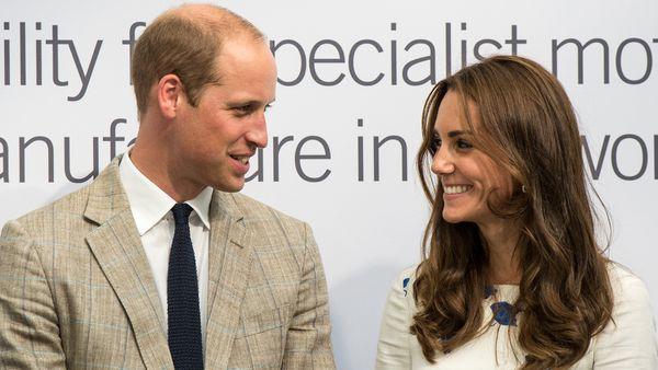 La duquesa de Cambridge y el príncipe William de Inglaterra anunciaron su tercer embarazo
