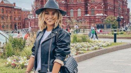 """""""No me da pena mi realidad"""": Irina Baeva respondió a indignantes insultos por su relación con Gabriel Soto y escándalo con Geraldine Bazán"""