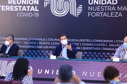 La Alianza Federalista busca apoyar los fideicomisos (Foto: Twitter / @fgcabezadevaca)