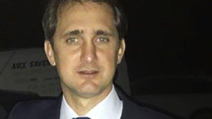 Germán J. Neuss, hijo del empresario femicida y CEO Neuss Capital