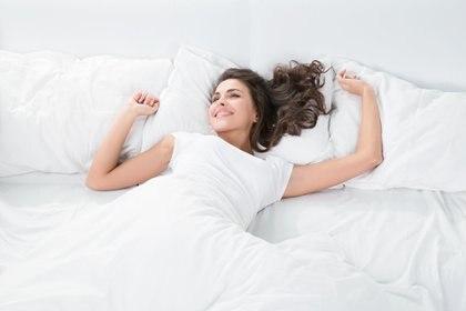 Dormir la cantidad de horas suficientes ayuda a ser saludable.