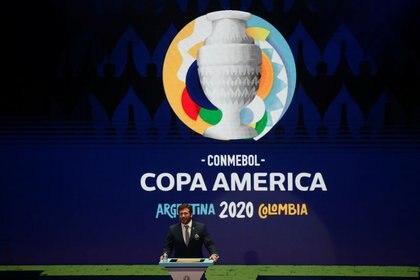 Conmebol también informó que la Copa América 2021 se desarrollará entre junio y julio (Foto: Reuters)