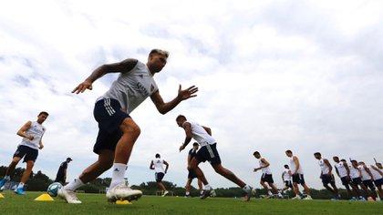 En las próximas semanas los planteles reanudarían los entrenamientos grupales