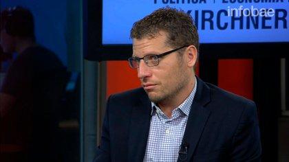 Daniel Kerner, politólogo y director ejecutivo de Eurasia para Latinoamérica