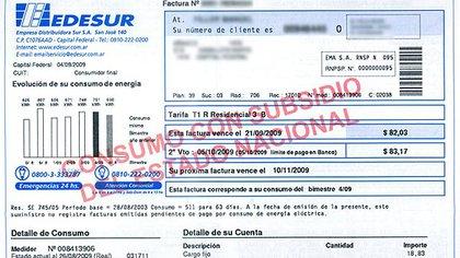 Al igual que en el gobierno de Cristina Fernández de Kirchner, los subsidios a los servicios públicos siguen impactando en los números fiscales