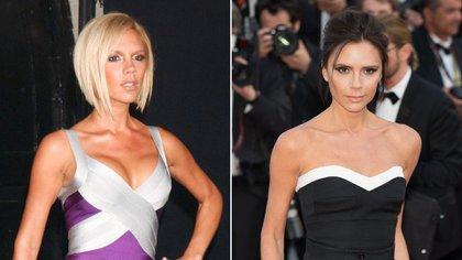Victoria Beckham prefirió quitarse los implantes de seno