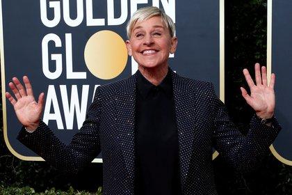 FILE PHOTO: 77th Golden Globe Awards - Arrivals - Beverly Hills, California, U.S., January 5, 2020 - Ellen DeGeneres. REUTERS/Mario Anzuoni//File Photo