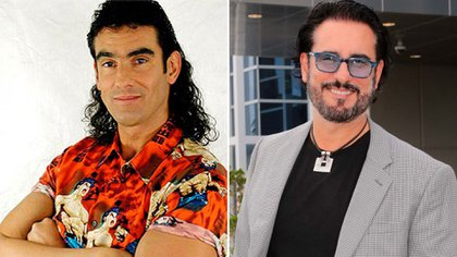 'Pedro, el Escamoso' para rato: el actor Miguel Varoni recibió la vacuna contra el covid-19 en EE.UU