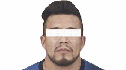 José Ramón A., El Mamer, también jefe de sicarios del Cártel de Santa Rosa de Lima, fue asegurado en Michoacán en noviembre pasado   (Foto: Twitter@FGEGUANAJUATO)